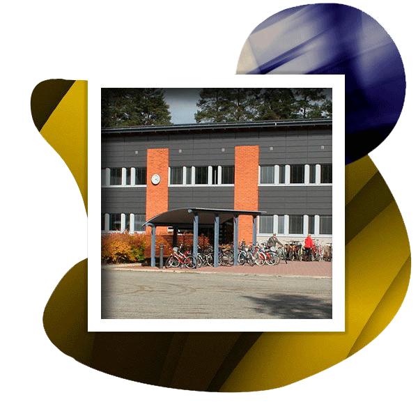 Joensuun normaalikoulun lukio ja Joensuun yhteiskoulun lukio Autokoulu AjoMesta Nuutinen yhteistyö